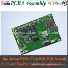 PCB Copy Board, Leiterplattenbestückung Service Solar Light Controller Leiterplattenbestückung