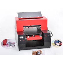 UV Led Flatbed Tabletop Printer Price