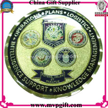 3D Challenge Coin for Army Gift