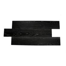 black European oak solid wood composite SPC flooring