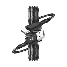 WISTAR USB A to USB-C Type C Cable Nylon Braided USB to Type-C Cable USB C Cable Braid Type C Charger Data Cable