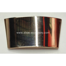 Fashion Trapezoid Metal Buckle with Glaze Surface