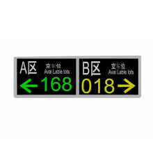 F5 Double Color and Two Directions Car Guide Screen