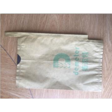 Sac de papier de fruit de papier de preuve de l'eau résistant à l'eau de haute résistance UV pour la mangue croissante avec l'espace de demi-cercle et le fil galvanisé