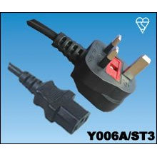 Strom Kabel -UK Standard