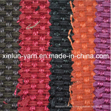 100% Polyester Woven Sofa Fabric for Upholstery/Bag/Chair Fabric