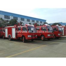 2015 high quality 3ton dongfeng fire truck, 4x2 mini fire truck