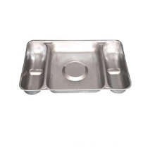 custom made food grade stainless steel livestock drinking trough