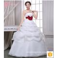 Puffy vestidos de noiva com calção multicolor vestido de noiva
