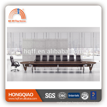HT-04 modern conference table stainless steel frame for 6M conference tables for sale