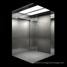 Ascensor de cristal transparente para la venta