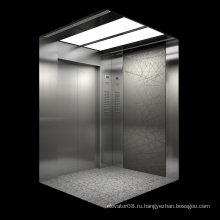 Прозрачный стеклянный лифт для продажи