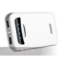 Promotional Mobile Phone Power Bank 10000mAh with Real Capacity