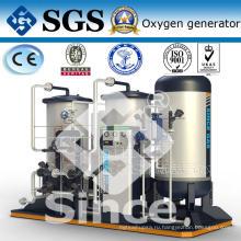 Оборудование для производства кислородного газа (ПО)