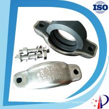 Accouplement résistant hydraulique d'installation de bride de tuyau en métal d'Assemblée