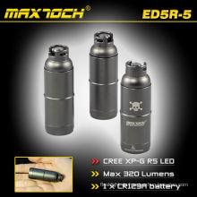 Maxtoch-ED5R-5 Cree Led-Licht Taschenlampe