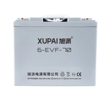 New design 12v70Ah rechargeable battery with high quality
