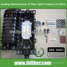 2 In - 2 Out Horizontal / Inline Fiber Optic Gelenkverschluss