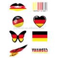 Tatouage de drapeau national (série de l'UE)