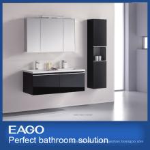 MDF Double Basin Bathroom Cabinet (PC084-4ZG-1)