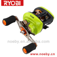 Aquila Double brake reel casting fishing reel right hand