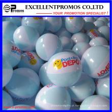 Promoção logotipo personalizado bola de praia inflável de PVC (EP-B7096)