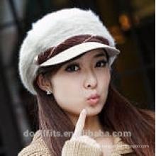 Casquillo de Berret con el casquillo 100% de la muchacha de las lanas hecho en China