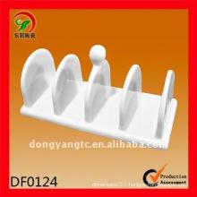Factory direct wholesale ceramic napkin holder