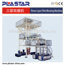 1500mm 3-layer co-extrusion blown film extrusion line