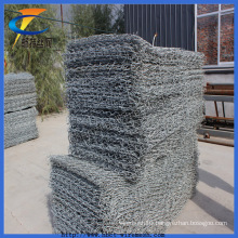 Strong Galvanized Gabion Wire Mesh for Sale