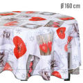Funda para mesa de pvc impresa Seater Table Runner