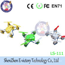 RC Mini Quadcopter Toys RTF with LED Light