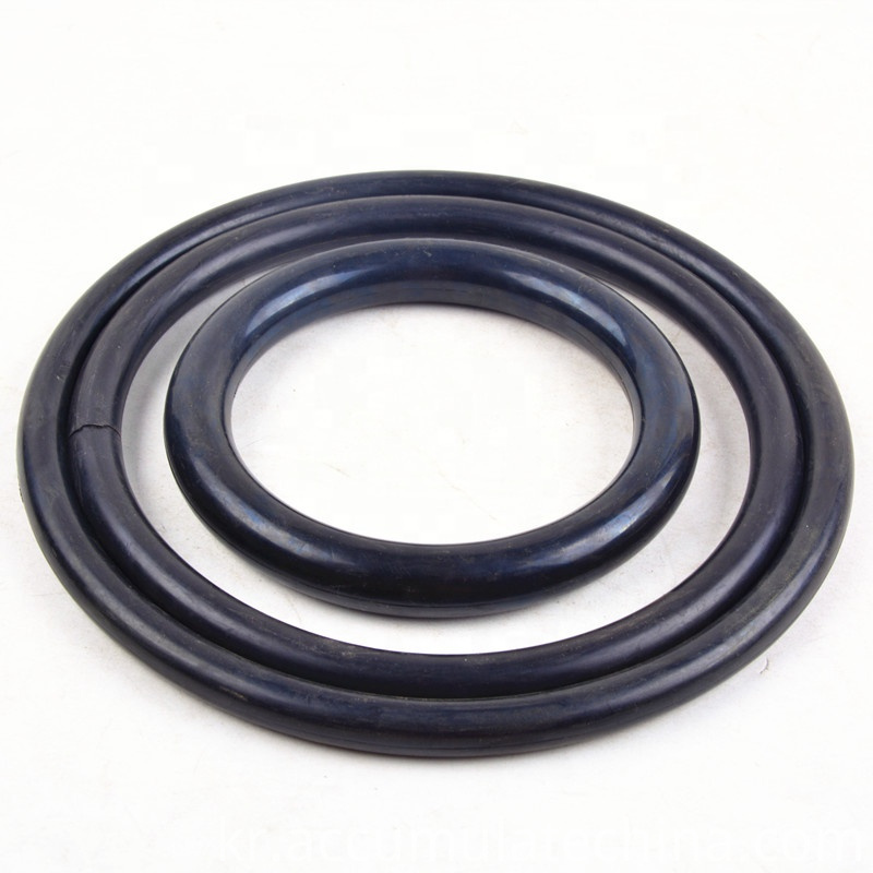 Custom Silicone Nbr Epdm Sealing Ring Rubber