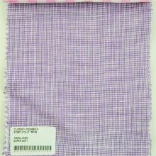 профессиональный дышащий покрашенная пряжа 100% чисто linen ткань