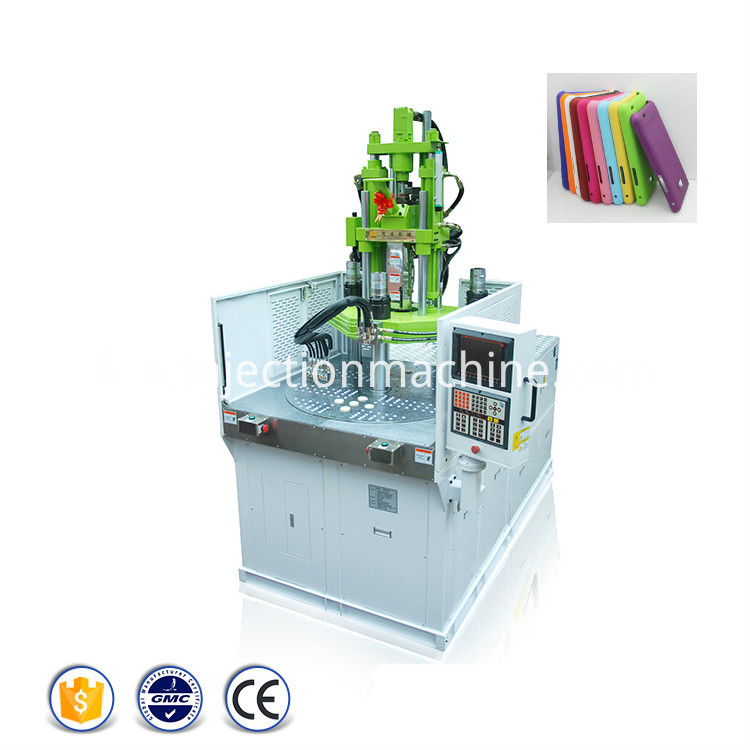 phone cover injection machine