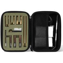 Custom Hard Hunting Shot Gun Cleaning Kit  Zippered Compact Case
