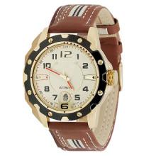 Alta qualidade do relógio do esporte dos homens relógio de aço inoxidável do esporte (hl-cd058)