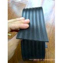 Inserção de PVC flexível Nosing Stair