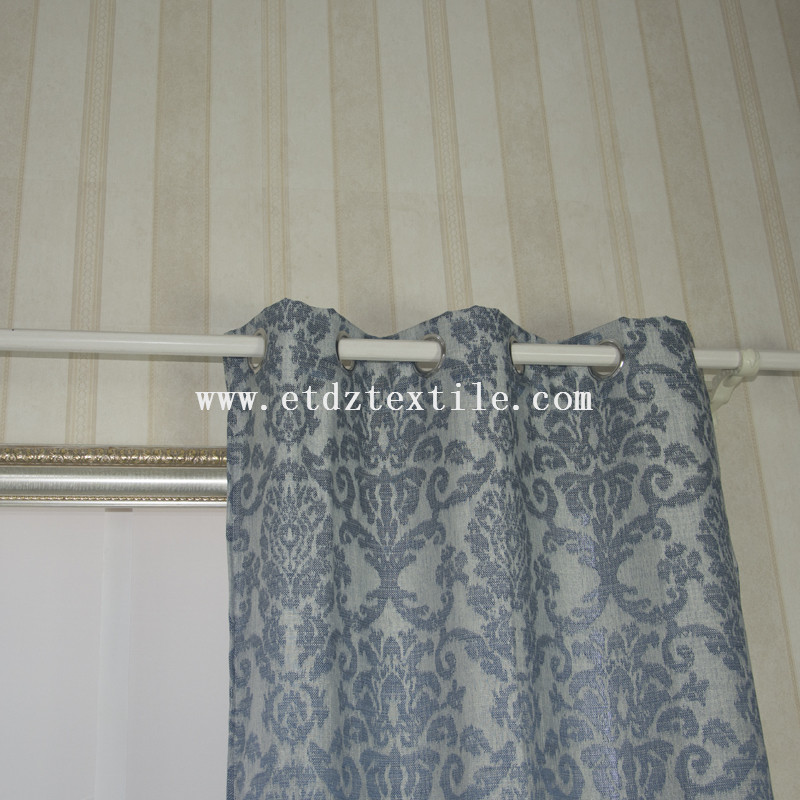 Summer Exclusive price Window curtain 6003-2