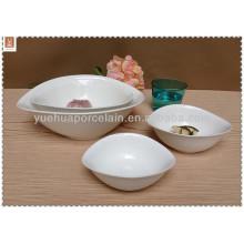 Bacia diária da porcelana do produto da necessidade com tamanho diferente