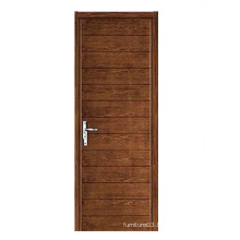 Hot Sale High Quality Solid Wooden Door with Fashion Design (SW-873)