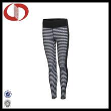 Alta qualidade moda design compressão mulheres fitness corrida leggings