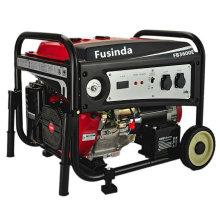 Générateur électrique portatif d'essence de fil de cuivre de 3kw 3000W