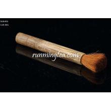 Yixing pote escova de bambu