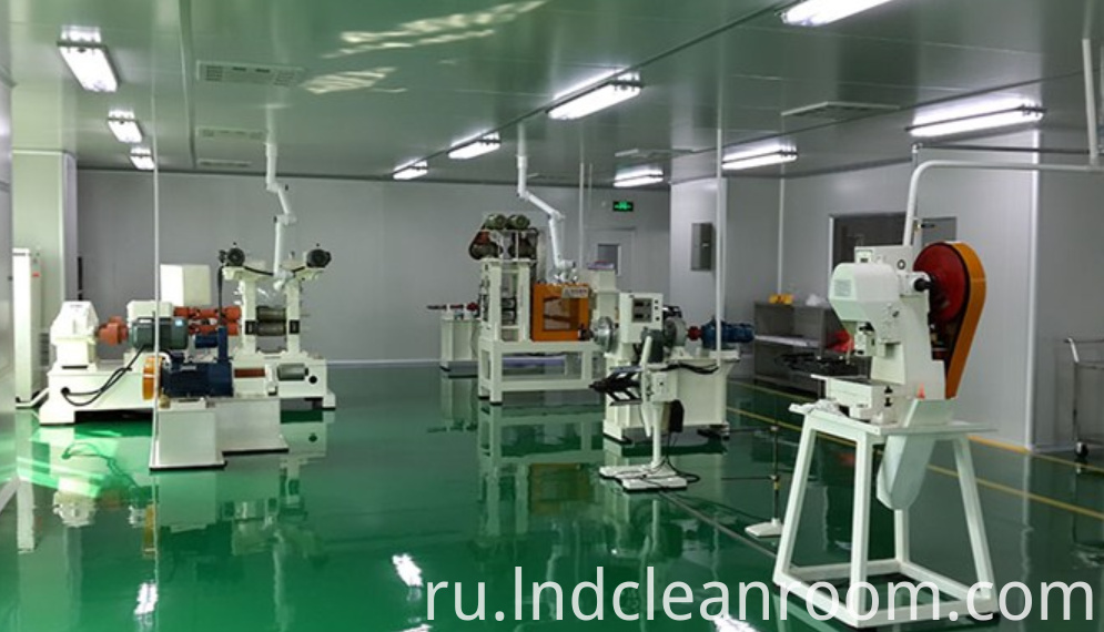 Clean room Sudan Food Factory