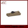 Schrotflinte Schiene Abdeckung schützen Rail Red DOT Laser Griff 1911 Pistole