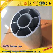 Tubulação de Alumínio Indrustrial de Alta Qualidade