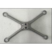 O alumínio ADC12 do OEM morre suportes das carcaças para o uso eletrônico da escala