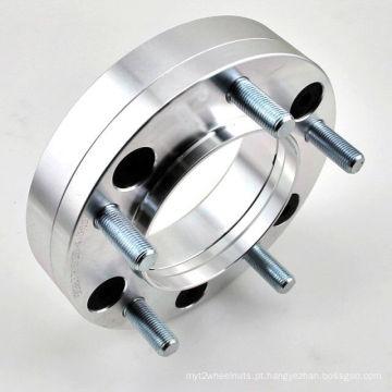 Cubo Centric Wheel Adapter com Espaçador de Roda de Alumínio