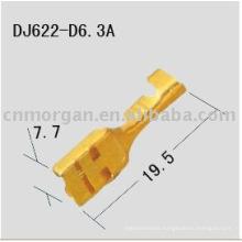 DJ622-D6.3A cable compression terminals